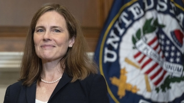 Amy Coney-Barrett