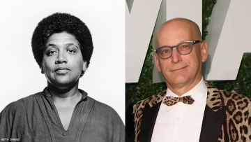 Audre Lorde and Jon Stryker