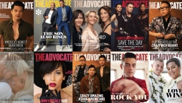 2019 Advocate covers