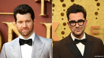 Billy Eichner and Dan Levy