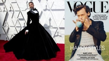 Billy Porter and Harry Styles Vogue cover