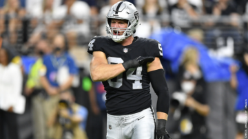Carl Nassib Forces Game-Winning Fumble in First Game After Coming Out