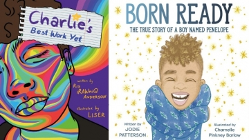 Zoom Event Brings Together Authors of Affirming Books for Trans Kids