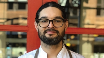 This Gay Chef Is Turning Food Into Art