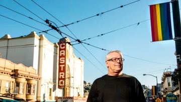 Cleve Jones LGBTQ&A interview