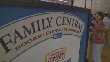 Family Central bookstore