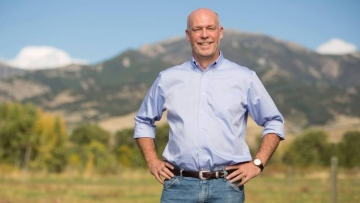 Montana Governor Greg Gianforte