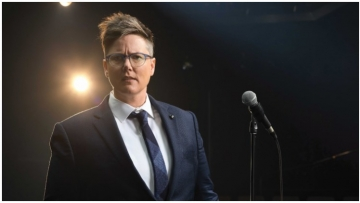 Hannah Gadsby talks about 'Douglas,' 'Nanette,' and the state of the world