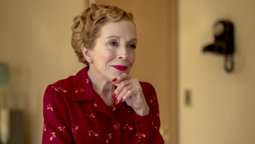 Holland Taylor interview podcast