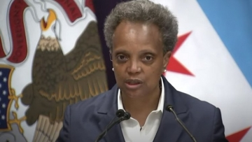 Chicago Mayor Lightfoot Condemns 'Homophobic' Attacks Post-Shooting