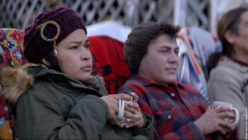 Indigenous Queer Actor MorningStar Angeline Paves a Way
