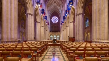 Matthew Shepard Memorialized With a Plaque at the National Cathedral