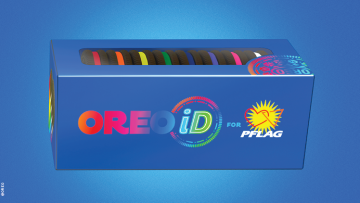 OREOiD's limited edition Pride cookies