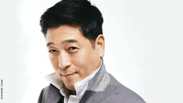 'The 40-Year-Old Version's Peter Kim Is Fighting Asian Racism Onstage
