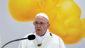 Pope Francis: No to Same-Sex Marriage, Suggests Civil Laws Instead