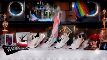 Reebok Teams with Iconic House of Ninja For New Pride Collection Video