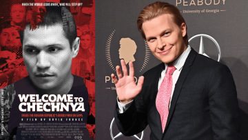 """Ronan Farrow to Present Peabody Award to 'Welcome to Chechnya"""""""