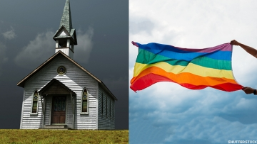 New report shows atheist, agnostic, humanists suffer discrimination and stigma for beliefs, with non-religious LGBTQ persons also suffering from disproportionate lack of family support