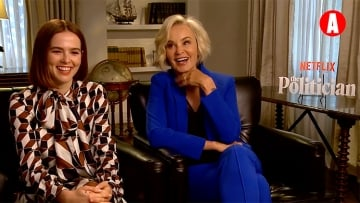 Zooey Deutch and Jessica Lange