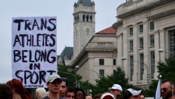 How Conservative Politicians Are Scapegoating Trans Athletes