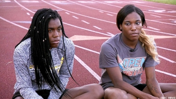 Connecticut trans athletes Terry Miller and Andraya Yearwood