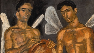 Greek Art, Public and Private, by Yannis Tsarouchis
