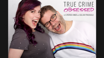 True Crime Obsessed hosts