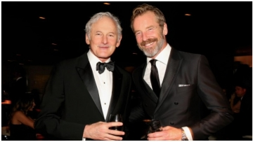 Veteran actor Victor Garber talks about being out in Hollywood