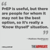 Day 28: PrEP is Not For Everyone