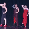 Role play, role reversal, and role upheaval rule at the Drag King Contest in S.F.