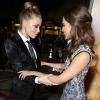 Two of the film's stars, Amber Heard (left) and Alicia Vikander