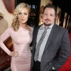 Chaz Bono and his date
