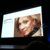 Holly Woodlawn, one of many showcased at the Lammys' in memoriam tribute.