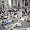 ACT-UP 1989: A die-in