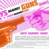 Gays Against Guns' Strong Imagery