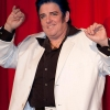 Leigh Crow, artist formerly known as Elvis Herselvis