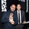 Journalist, Native Son Creator Emil Wilbekin (L) presents Honoree, journalist Don Lemon with the Native Son Award