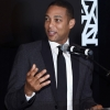Honoree, journalist Don Lemon speaks on stage during the inaugural Native Son Awards