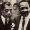 Baldwin and Martin Luther King Jr.