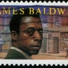 James Baldwin Tribute: USPS Dedicated 20th Stamp in the Literary Arts Series