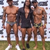 The NoRal Apparel On Fleek Brief, Hooded Jumper, Boss Bitch Brief.  Models: Johnnell, Kyle, Tyrone