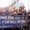 This year the Los Angeles LGBT Pride Parade made a nimble move and included in the event anyone who feels marginalized by the current administration.
