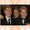Jodie Foster and Sons at the Golden Globes
