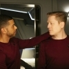 Star Trek's First Gay Couple and Kiss