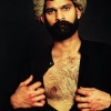 Bruce LaBruce, Turban Nipple, 2000, courtesy of the artist and Tom of Finland Store