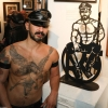 The men of Avatar Club Los Angeles celebrated 35 years of BDSM education with a gallery exhibition. Read more below.