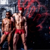 SS2018 Photographer: Frank Wise. Models: Allante and Devon