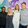 Alfonso Ribeiro, Angela Unkrich, Barbara Young, and Steve Young
