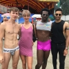 The Milkshake Festival in Amsterdam mixes up the thick, thin, small, large, gay, straight, trans, black, and white.