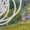 Happily Never After (Spring In The Valley, White House Art Collection Erasure No. 11), detail